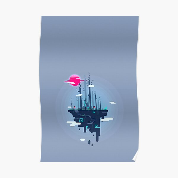 Copy of Smol Lighthouse Poster