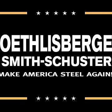 Make America Steel Again by MusashinoSports