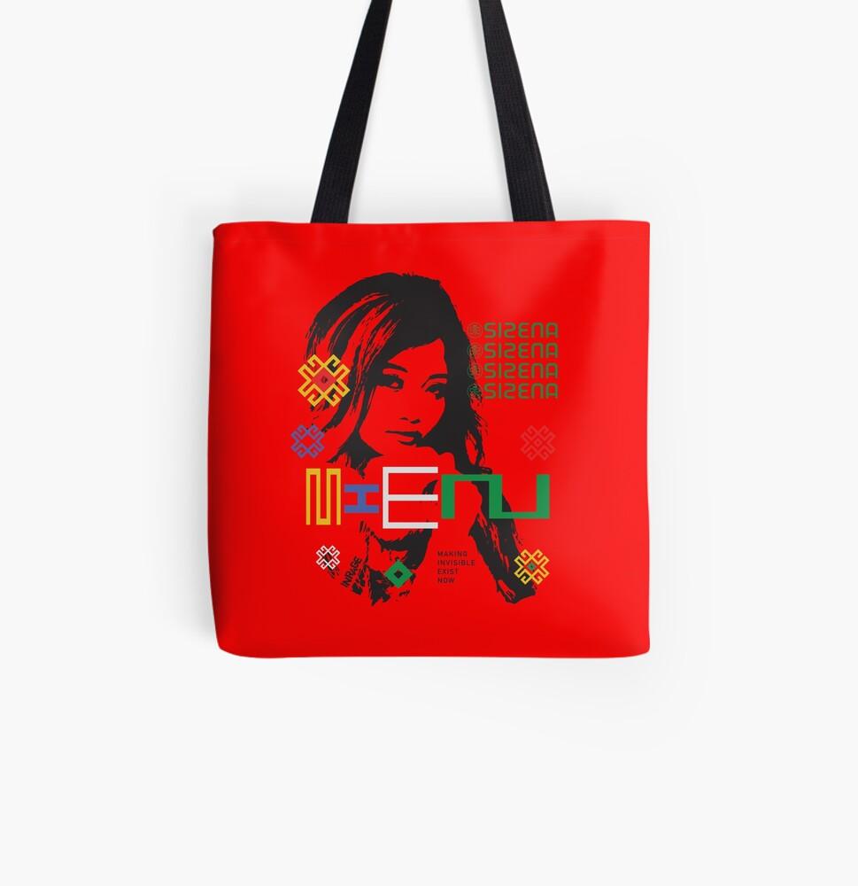 Sirena — M.I.E.N All Over Print Tote Bag