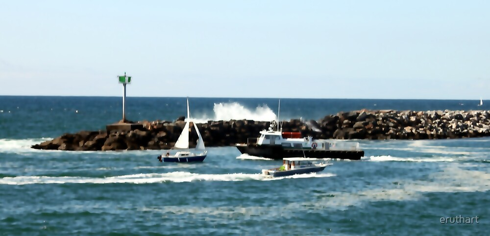 Boats 1162 by eruthart