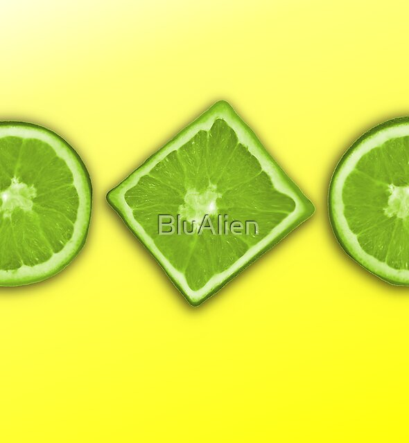 Think Outside The Lime by PixelBoxPhoto