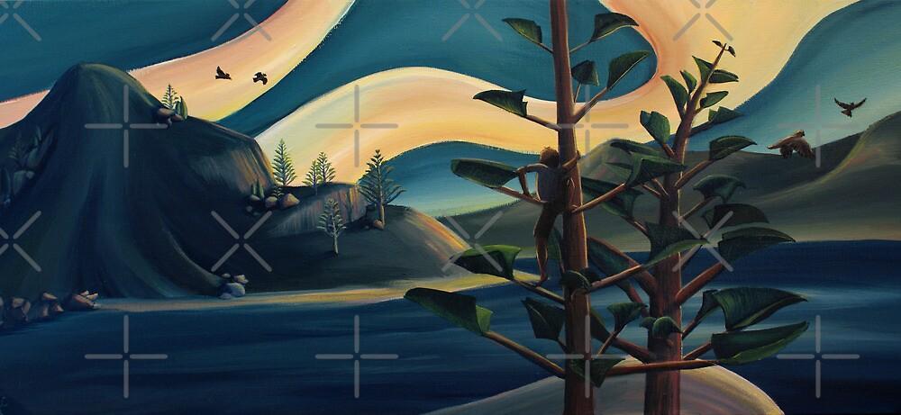 Up and Away by Sarah  Mac
