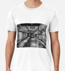 Betritt die Leere Männer Premium T-Shirts
