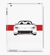 AP2 with red stripe iPad Case/Skin
