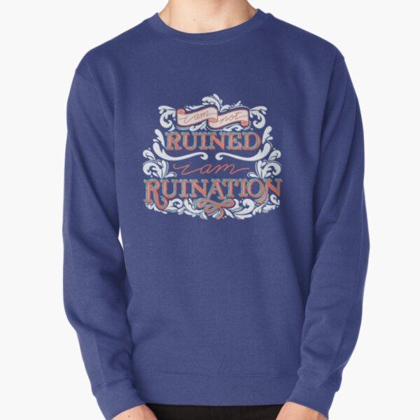 Grishaverse Genya Ruined Ruination Pullover Sweatshirt