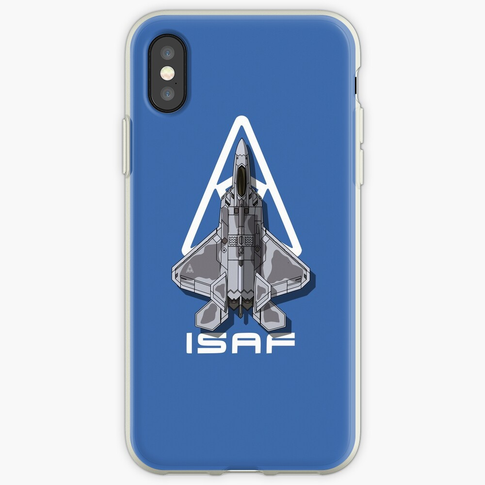 Mobius 1: Das Ass der ISAF iPhone-Hülle & Cover