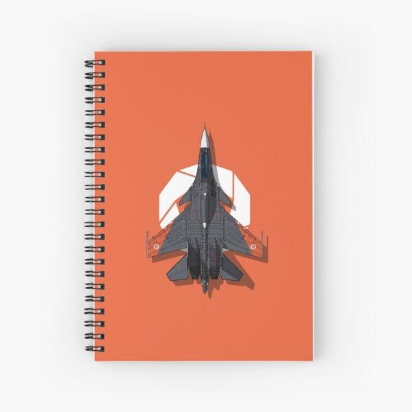 Sol 1: The Senior Erusean Ace Spiral Notebook