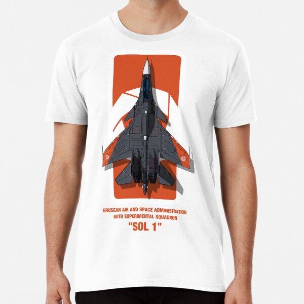 Sol 1: The Senior Erusean Ace Premium T-Shirt