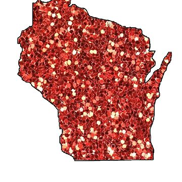 Wisconsin Red Sparkle by Hannahj-33