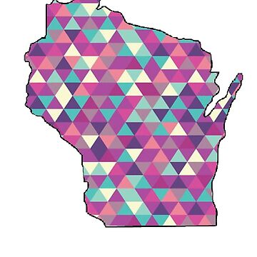 Wisconsin Geometric by Hannahj-33