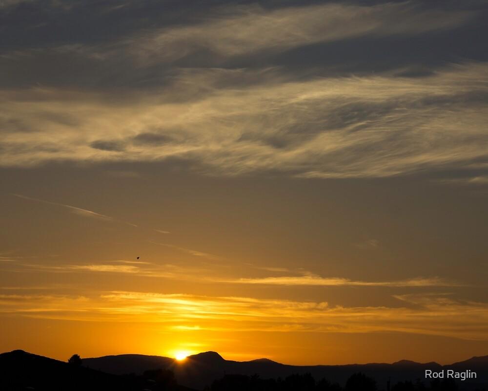 Summer solstice sunset - 4 by Rod Raglin