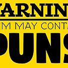 Copy of May Contain Puns by Jim Tait