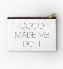Coco me obligó a hacerlo Bolso de mano