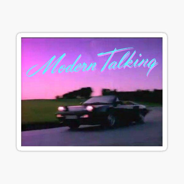 Modern Talking - Cheri Cheri Lady Sticker