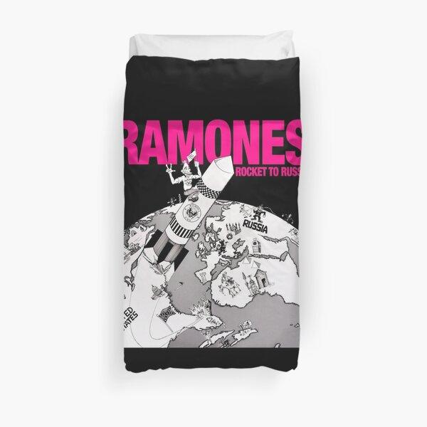 Ramones - Rocket To Russia Duvet Cover