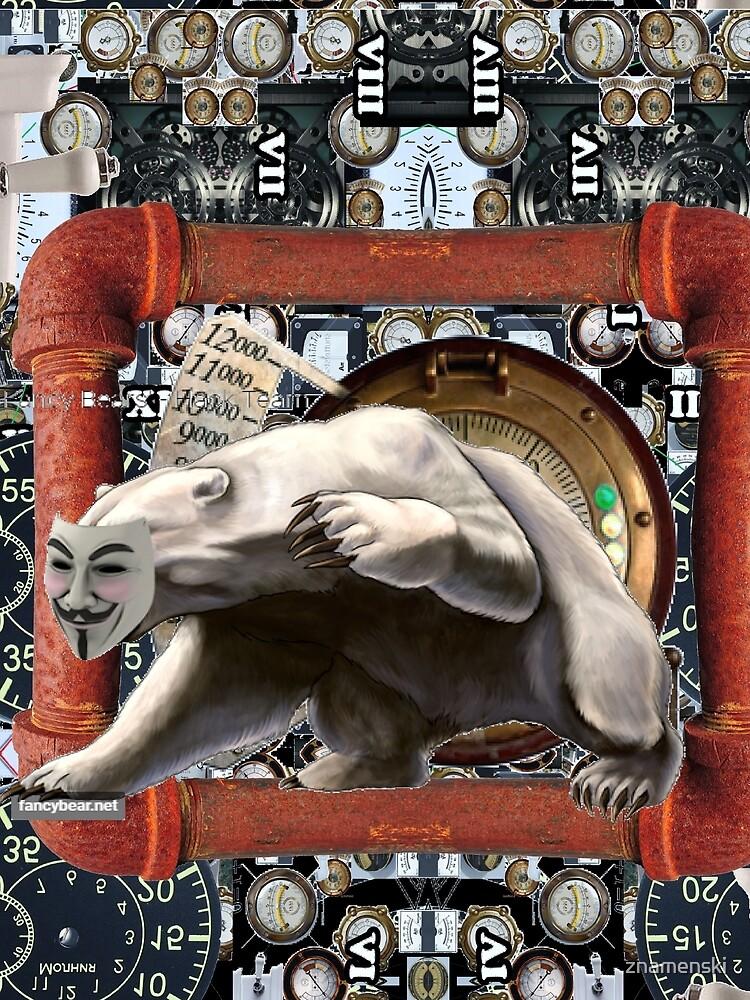 Cyber Espionage Group Fancy Bear by znamenski