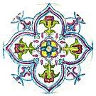 Azulejo I by Courtni Hale