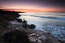Guichen Bay Sunset by KathyT