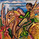 Canyon Rider by Courtni Hale
