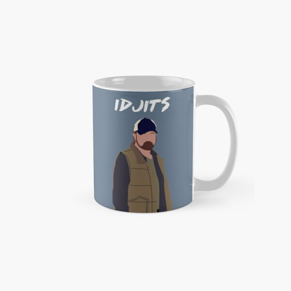 Supernatural - Bobby Singer - Idjits Classic Mug