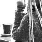 Coffee sketch by Ell-on-Wheels