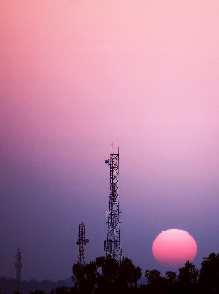 A star called Sun by rickvohra