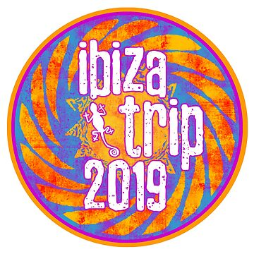 ibiza trip 2019 von Periartwork
