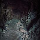 Jokers Tunnel - Find Your Own Path by Rachel  Weaver