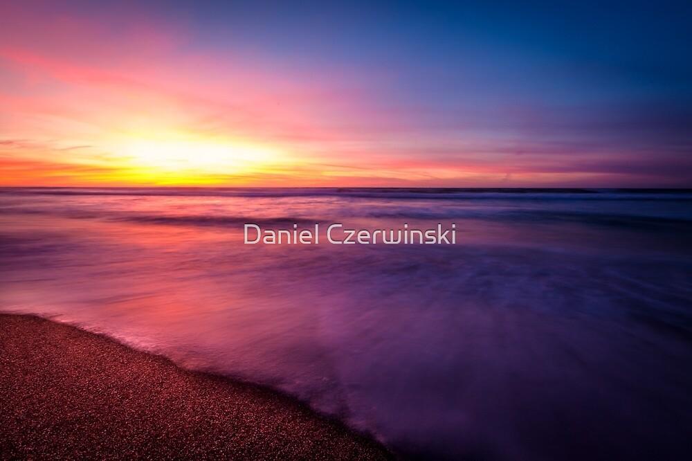 Ocean colors by Daniel Czerwinski