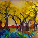 Cottonwood Gold by Courtni Hale