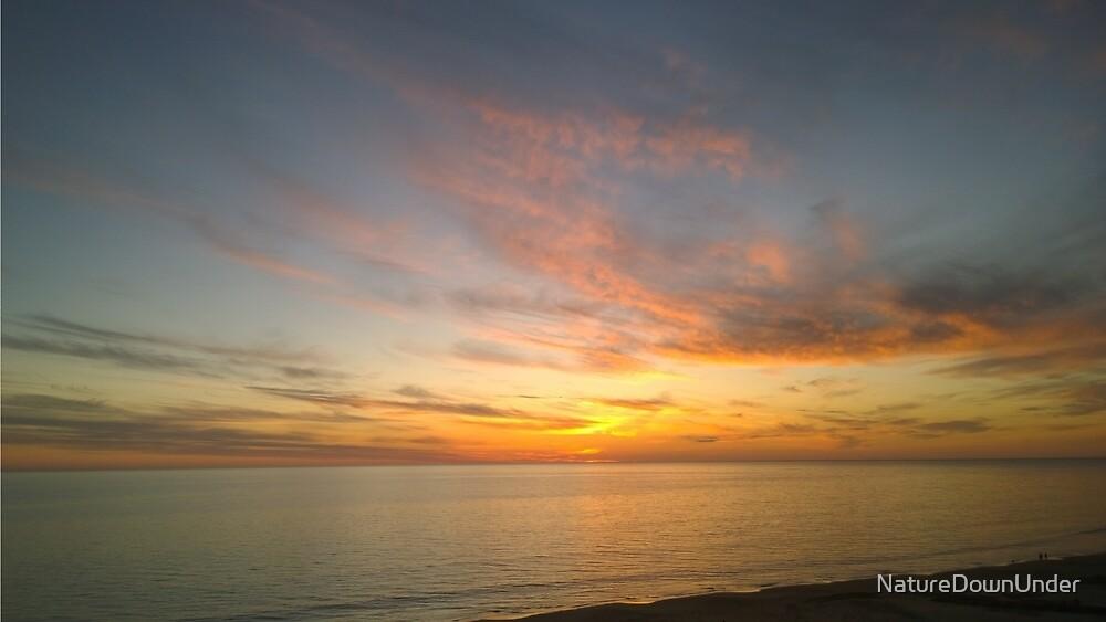Sunset by NatureDownUnder