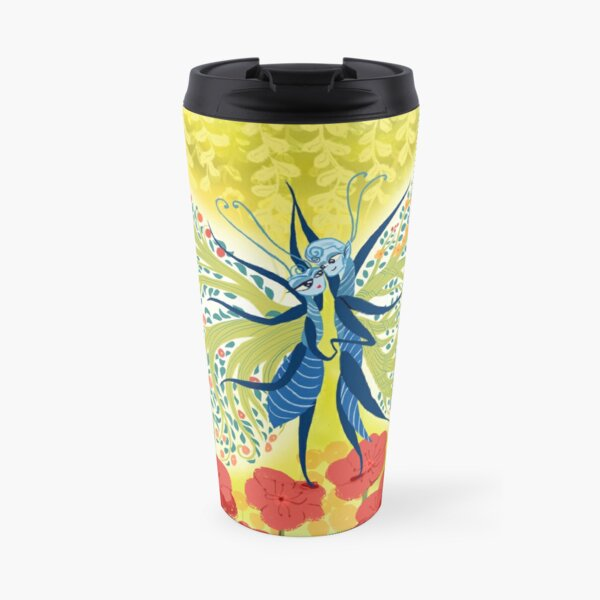 Messengers of Spring Travel Mug