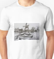 WINDMILLS HOLLAND Unisex T-Shirt