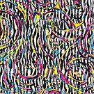 """Muster - Pattern """"Crazy"""" von WACHtraum"""