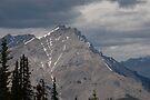 Banf Peak by JimSanders