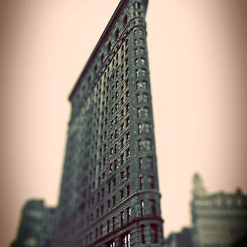 Flat Iron Building - NYC by TBM77