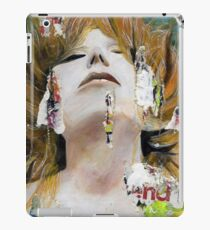 She Was Always Exciting iPad Case/Skin