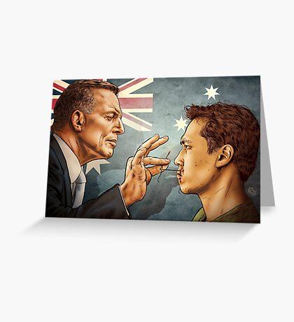 Abbott - Shhh... Greeting Card