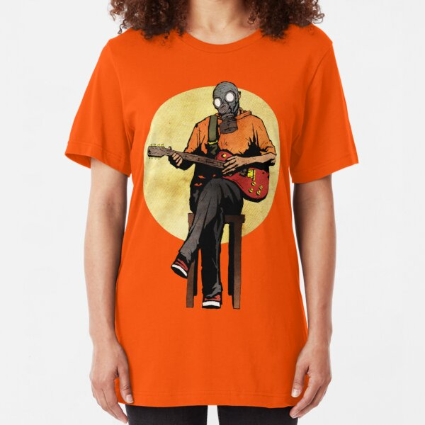 oh well, I'm tired and so weary Slim Fit T-Shirt