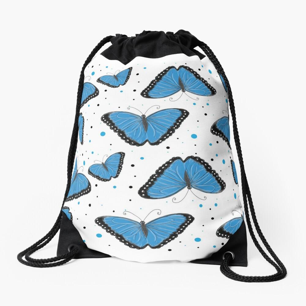 Schmetterlinge im Bauch Turnbeutel