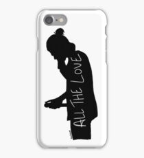 Harry Silhouette iPhone Case/Skin