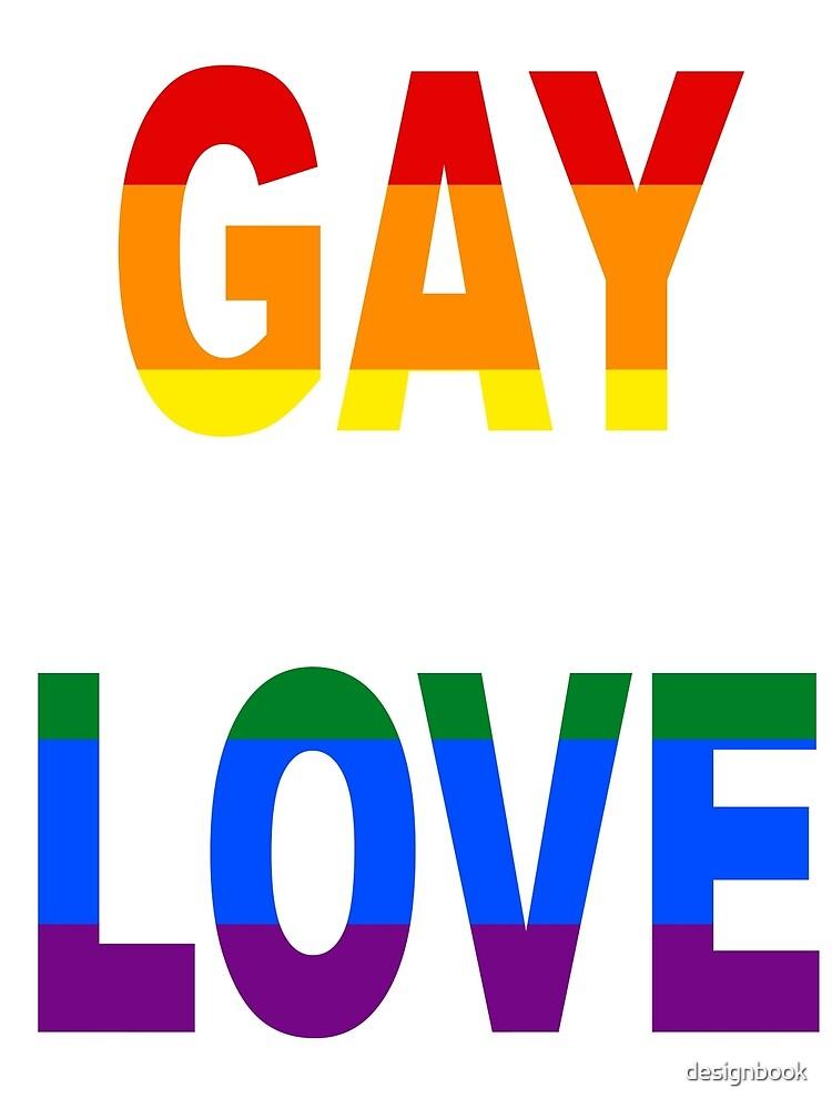 GAY LOVE by designbook