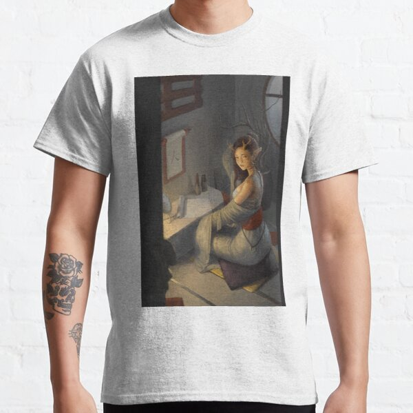 Chiharu in the moonlight Classic T-Shirt
