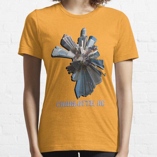 Charlotte, NC tee Essential T-Shirt