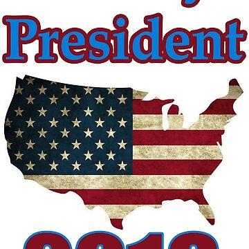 hillary president 2016. by designbook