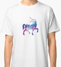 Camiseta clásica Unicornio