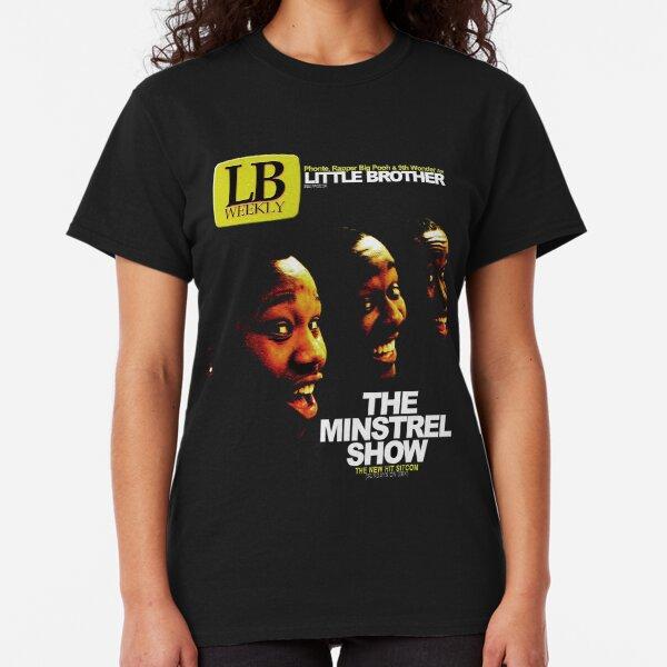 EWOK Little People BIG World Star Wars Funny Men/'s Tee Shirt 1134