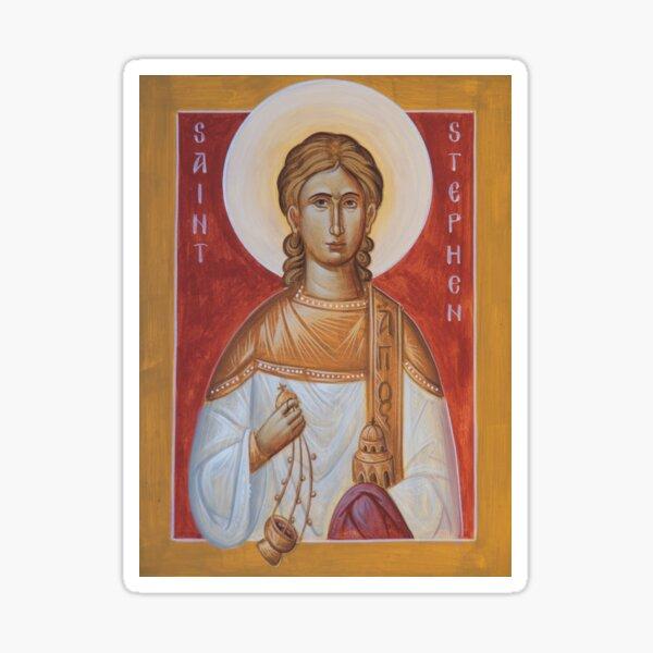 St Stephen the Protomartyr Sticker