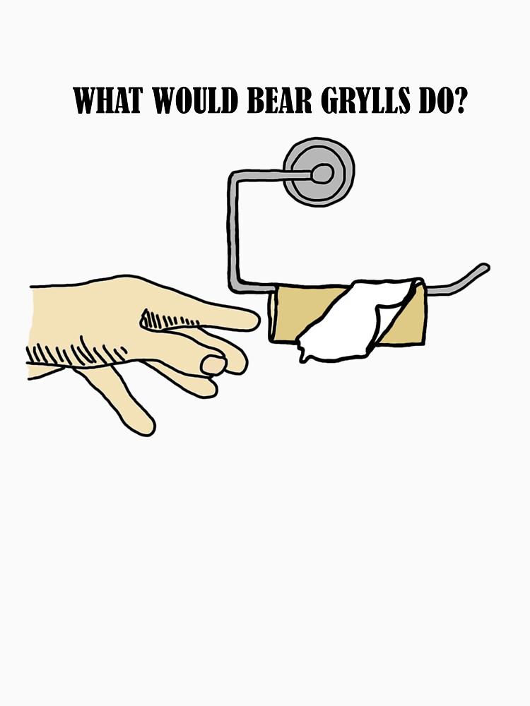What would Bear Grylls do? by legitthreads