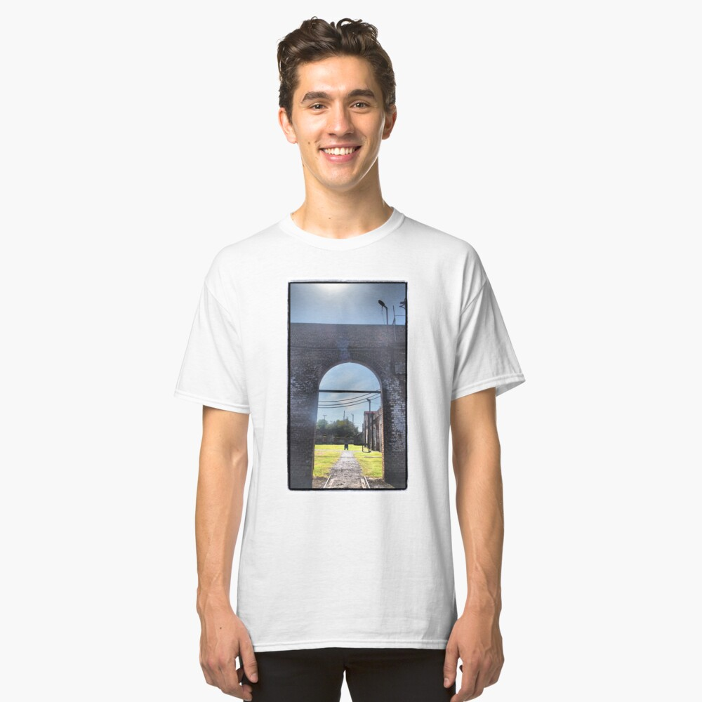 Railway Arch Classic T-Shirt Front